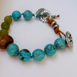 Southwest Flavor, Wood, Magnesite and Leather